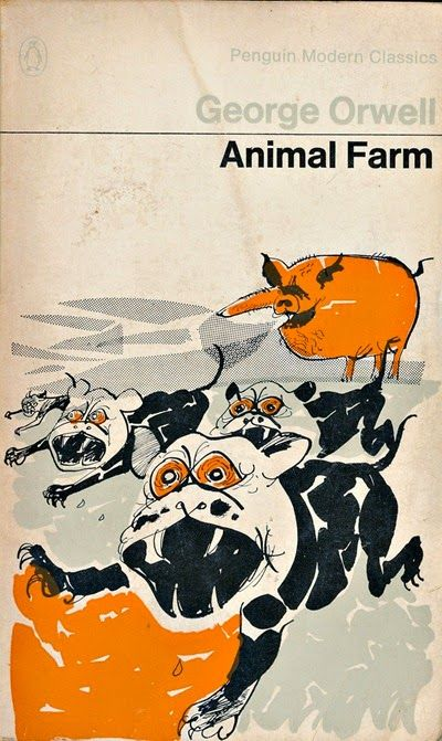 animal farm reading report Vivien ip 4d (11) book report book: animal farm author: george orwell 'animal farm' is a book written by george orwell and this is the first time i have read his books.